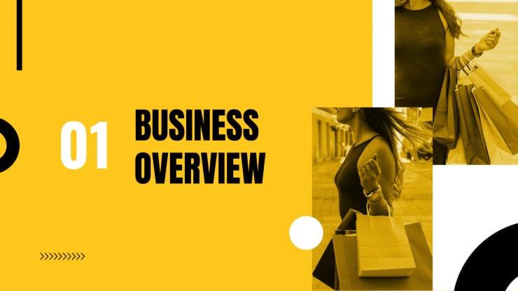 Business plan pour les détaillants de vêtements : Modèles de présentation