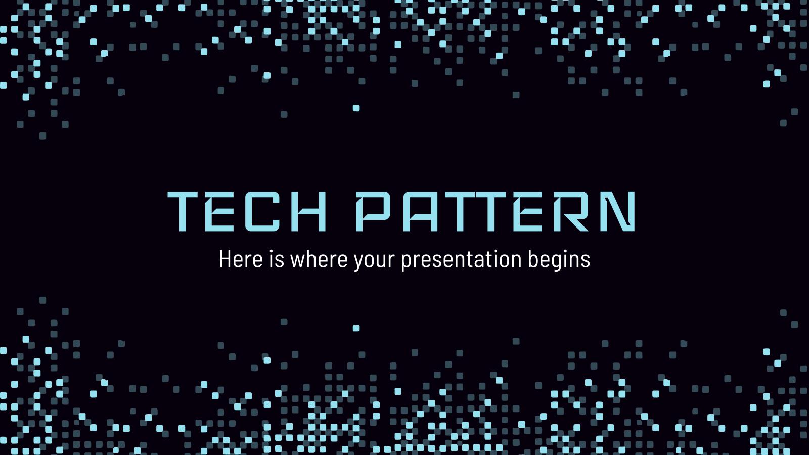 Modelo de apresentação Padrão tecnológico