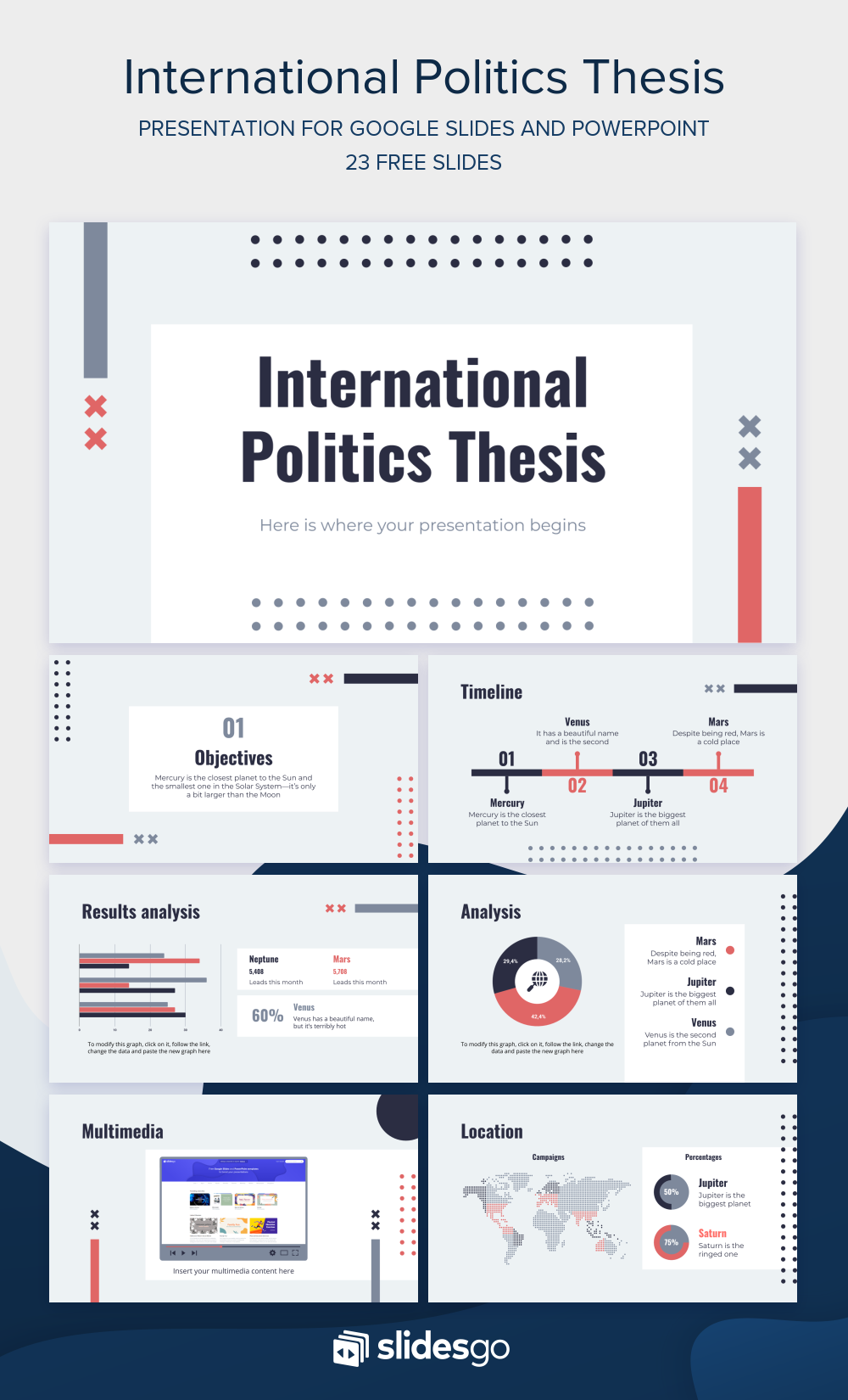 Master thesis outline