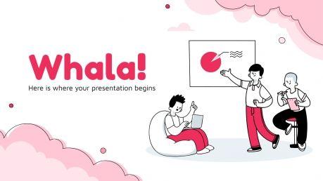 Whala ! : Modèles de présentation