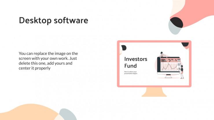 Modelo de apresentação Perfil de fundo de investimento