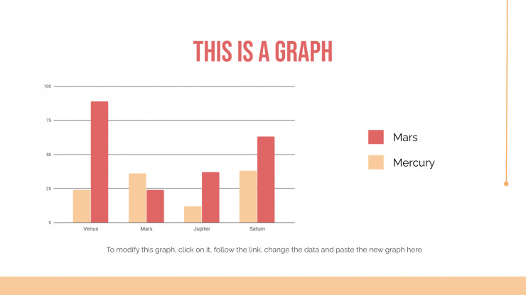 Plantilla de presentación Diapositivas Creat