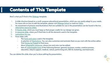 Personal Notes - Teacher Appreciation Week presentation template