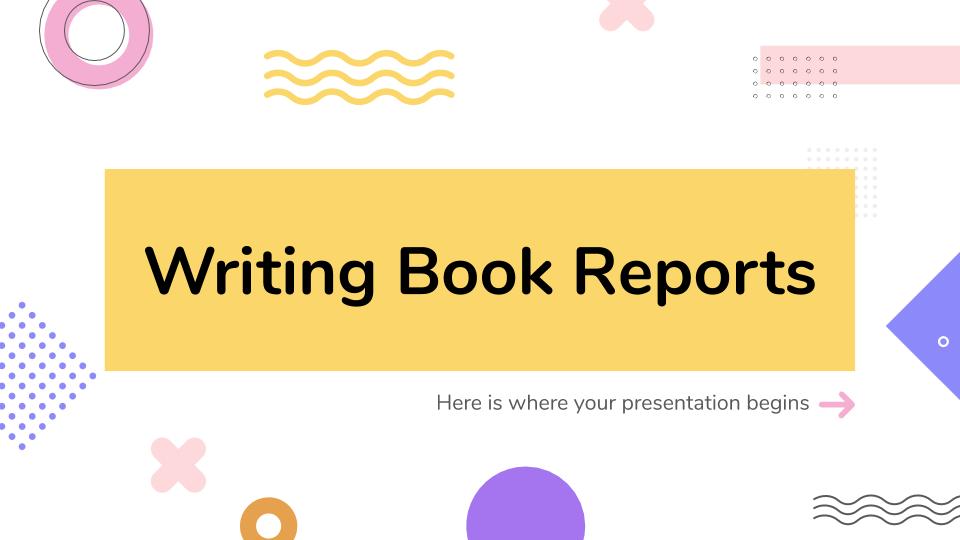 Rédaction de comptes rendus sur les livres : Modèles de présentation
