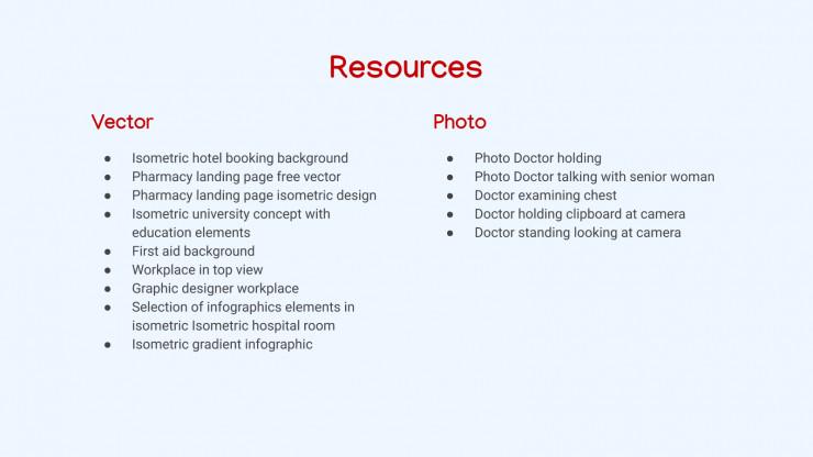 Heale Slideshow presentation template