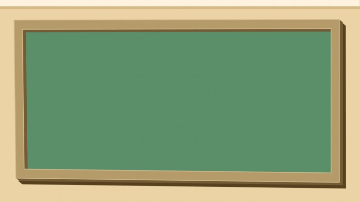 School Backgrounds for Virtual Classroom presentation template