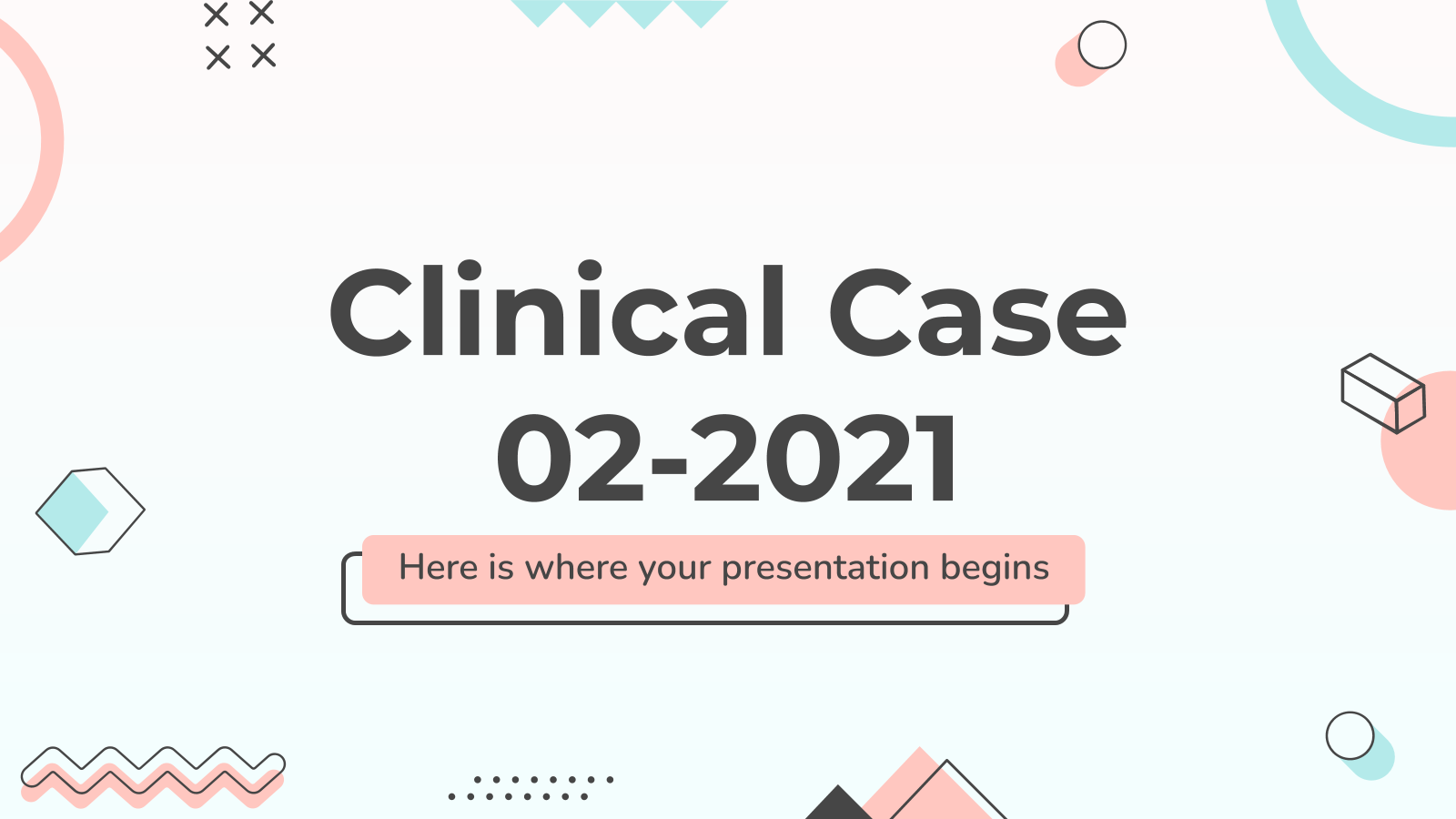 Clinical Case 02-2021 presentation template