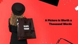 Newsletter du Black Friday : Modèles de présentation