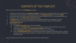 Proposition de projet Custal : Modèles de présentation