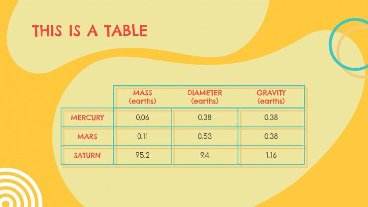 Modelo de apresentação Tema para curso Tental