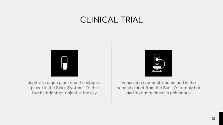 Cloral Minimalist Breakthrough presentation template
