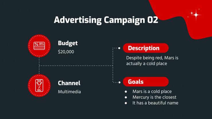 Black Friday Campaign presentation template