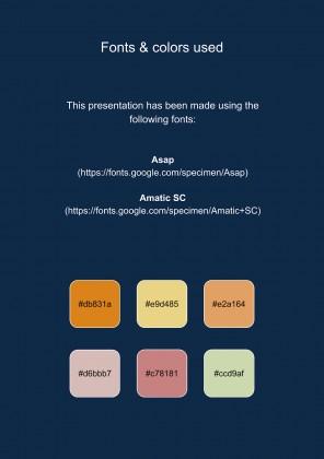 Carnet avec de l'aquarelle Honal : Modèles de présentation