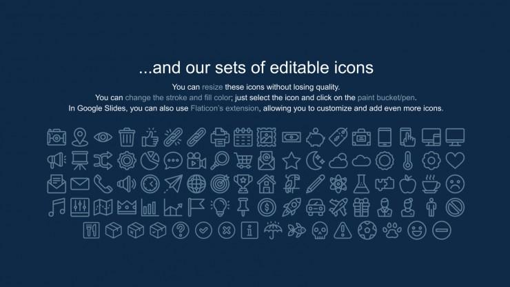 Plantilla de presentación Portafolio de desarrollador front-end