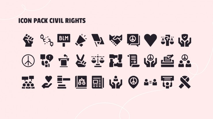 Equality and Fundamental Rights presentation template
