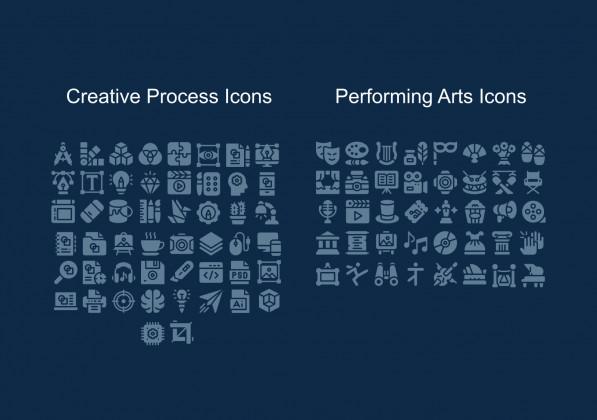 My Creative Passport presentation template