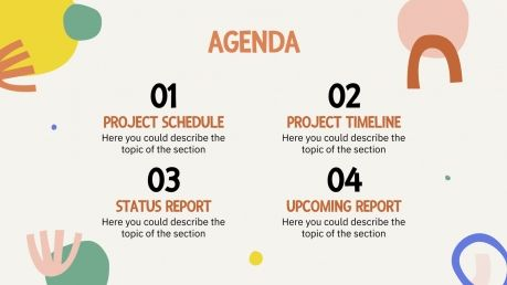 Firezy meeting presentation template