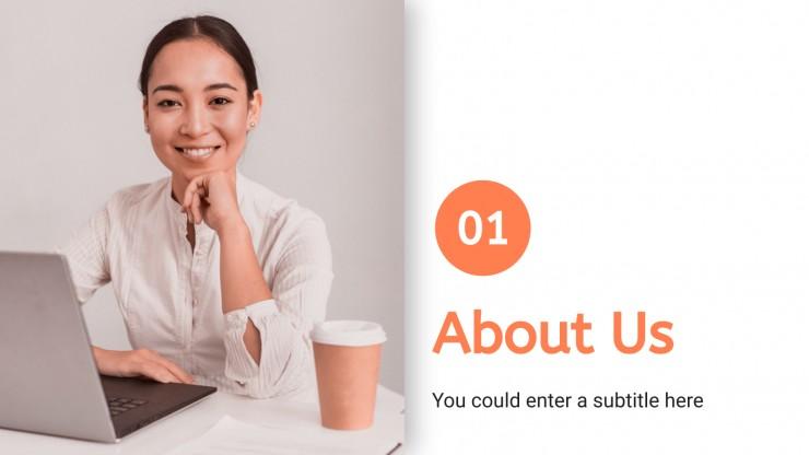 Vinini Campaign presentation template