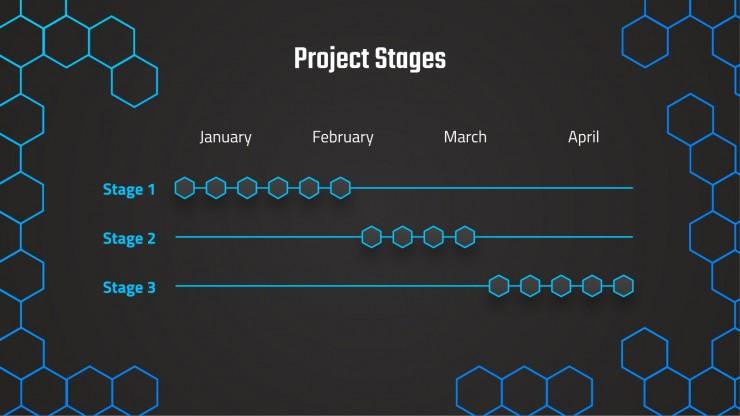 Proposition de projet nid d'abeille : Modèles de présentation