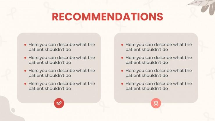 HIV Disease presentation template