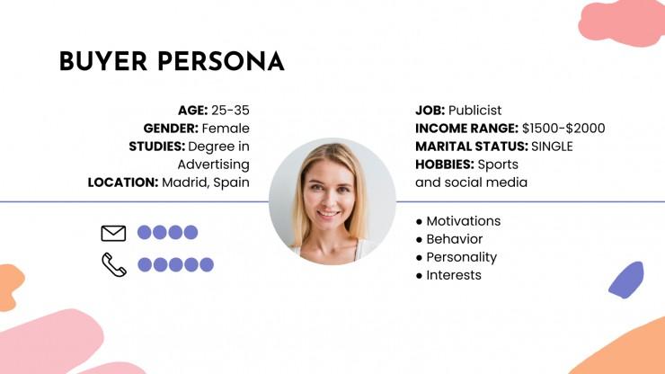 Modelo de apresentação Estratégia de mídias sociais Moovia