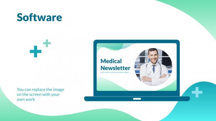 Newsletter médicale : Modèles de présentation