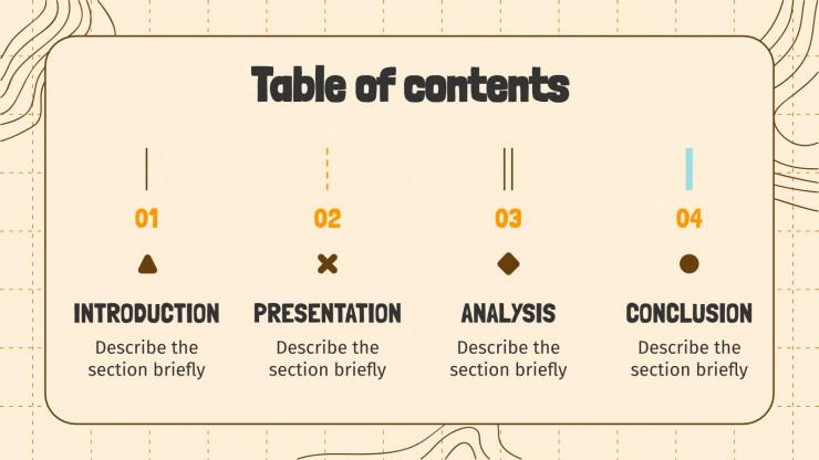World Atlas Theme presentation template