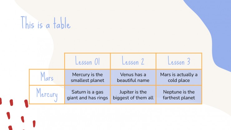 Social Science Lesson presentation template