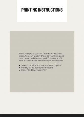 Modelo de apresentação CV de empresária