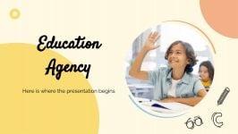 L'importance de l'éducation : Modèles de présentation