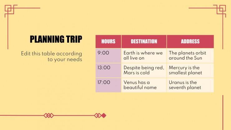 Travel Guide: Hong Kong presentation template