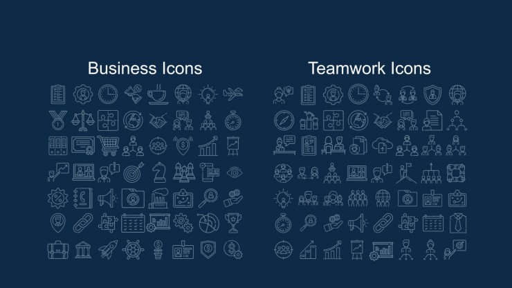 Rocket Business Meeting presentation template