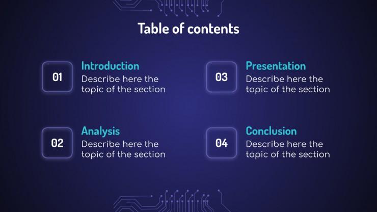 Informatikstudium Präsentationsvorlage