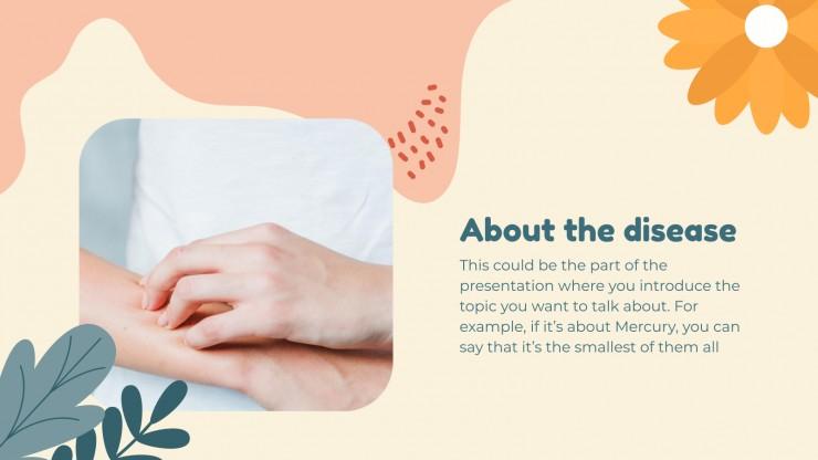 Spring Allergies presentation template