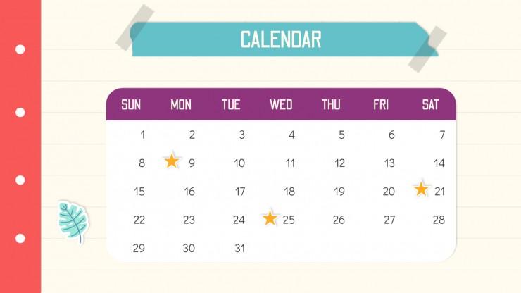 Fin de l´année scolaire : Vacances d´été : Modèles de présentation