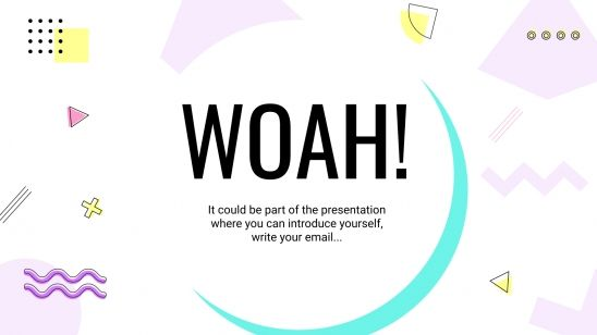 Awesome Black Friday Sales presentation template