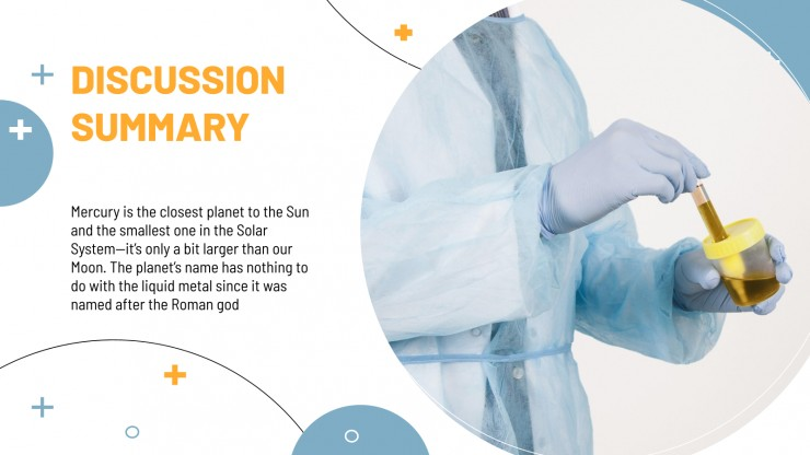 Cas clinique d'urologie : Modèles de présentation