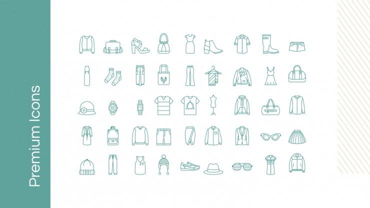 Marque de mode Vintage : Modèles de présentation