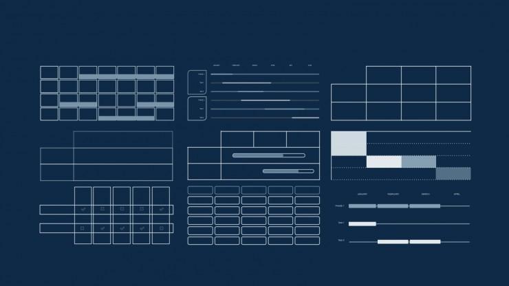 Modelo de apresentação Plano de fundo de mandala
