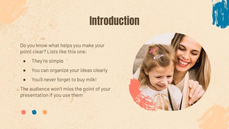 Storytelling Workshop presentation template