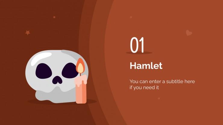 Shakespeare Week presentation template