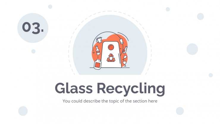 Global Recycling Day presentation template