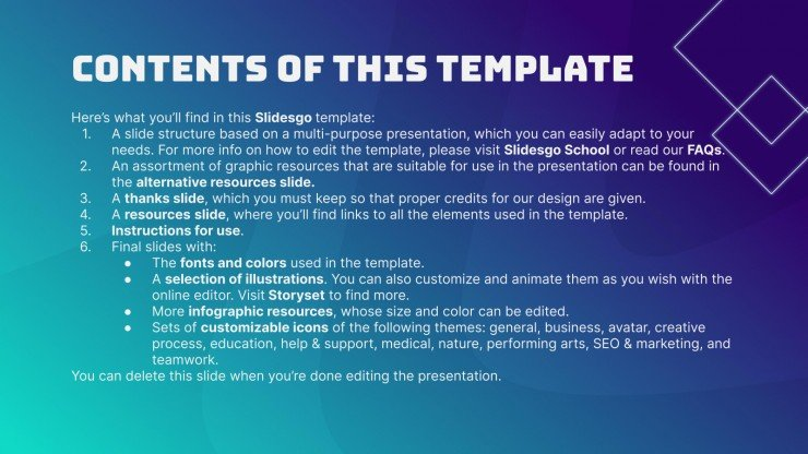 Wild Trading Game Store Stocks presentation template