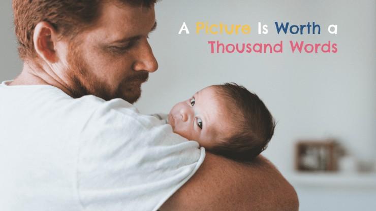 Fête des pères : Modèles de présentation