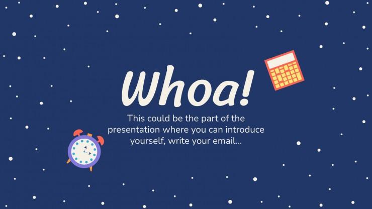 Planificateur hebdomadaire pour étudiants : Modèles de présentation