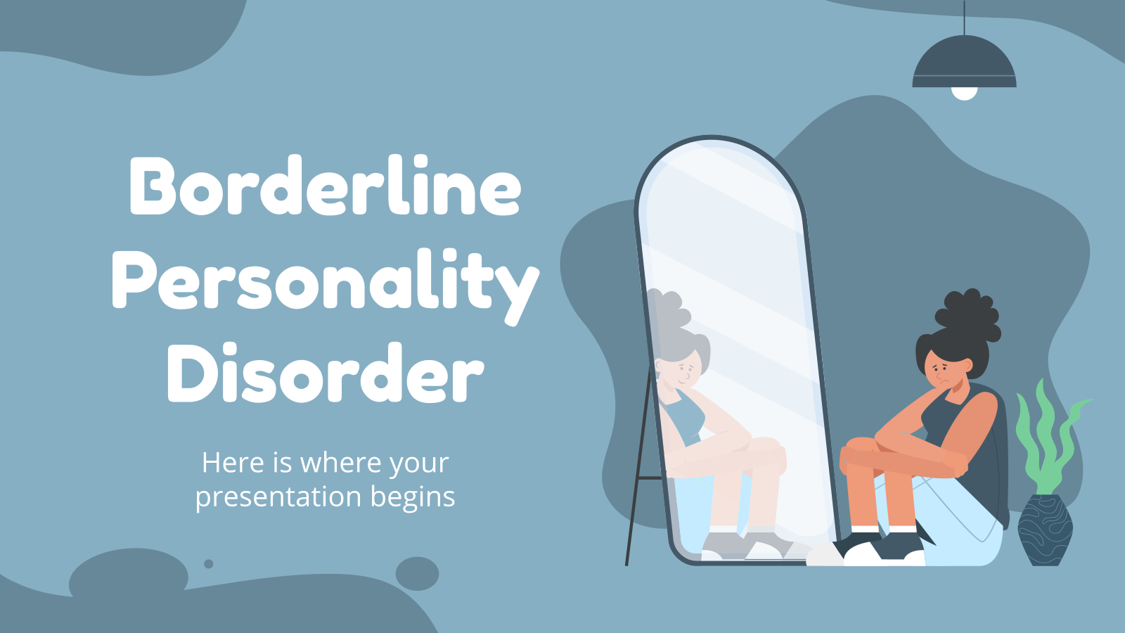 Borderline Personality Disorder presentation template