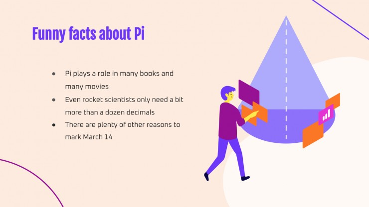Modelo de apresentação Dia Internacional do Pi