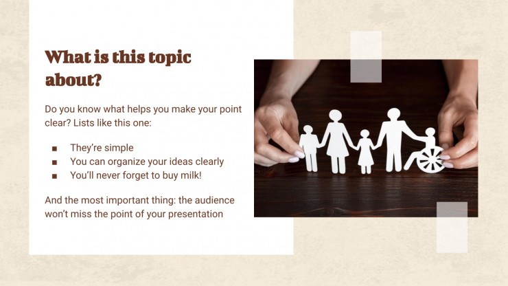 Thèse en sciences sociales : Modèles de présentation