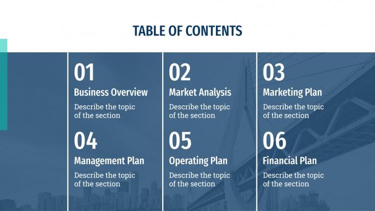 Insurance Plan presentation template
