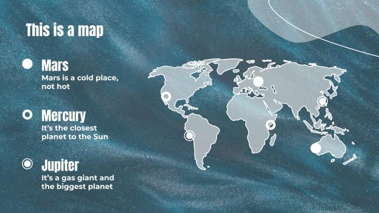 Modelo de apresentação Dia Mundial da Água